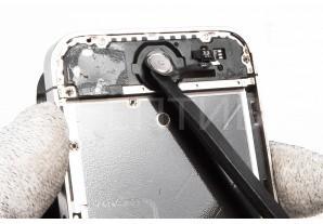 Замена шлейфа кнопки HOME в iPhone 4s