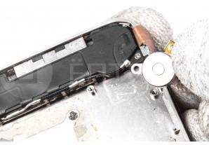 Замена вибромотора в iPhone 4s