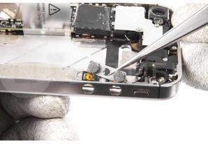 Замена кнопок громкости iPhone 4s