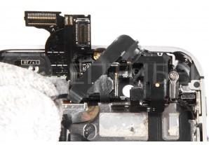 Замена передней камеры в iPhone 4s