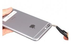 Замена объектива основной камеры на iPhone 6