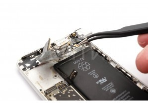 Замена порта зарядки Lightning в iPhone 6