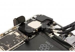 Замена нижнего полифонического динамика в iPhone 6