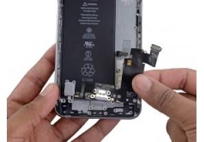 Замена порта зарядки Lightning (нижнего шлейфа) для iPhone 6S Plus