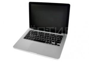 Замена термопасты в MacBook Unibody A1278