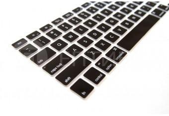 Силиконовая накладка на клавиатуру для MacBook Pro CrystalGuard
