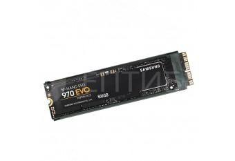 Комплект PCI-E NVMe SSD Samsung 970 EVO 500 Gb для MacBook Retina, Air, iMac 2013 - 2019, Mac mini 2014 с инструментом