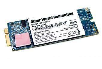 "SSD диск OWC Aura Pro 250 Гб для MacBook Pro Retina 13"", 15"" 2012-2013, iMac"