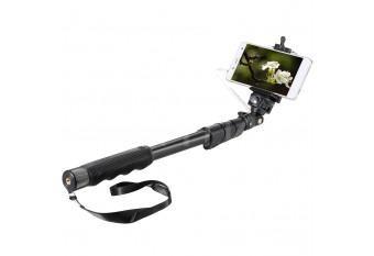 Монопод для селфи телескопический для iPhone, Samsung, Xiaomi