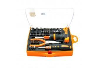 Универсальный набор инструмента с отвёртками для ремонта 60 в 1