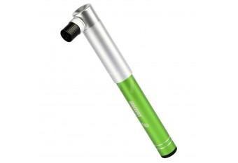 Насос алюминиевый с двусторонней системой подачи воздуха для велосипеда с креплением на раму