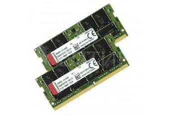 "Комплект оперативной памяти DDR4 для iMac 21.5"" Retina Mid 2017 32GB (2 X 16Гб) 2400 MHz"