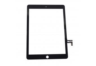 Тачскрин (сенсорное стекло) для iPad Air, iPad 5 черный