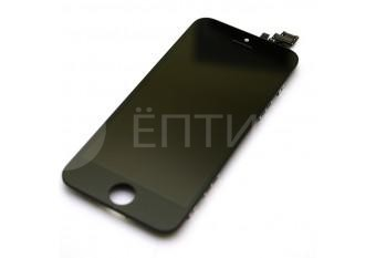 Модуль дисплея (тач стекло и матрица) для iPhone 5 черный