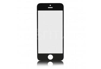 Стекло для экрана iPhone 5 / 5C / 5S черное