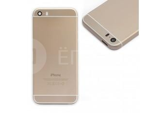 Корпус для iPhone 5S в стиле iPhone 6 Gold