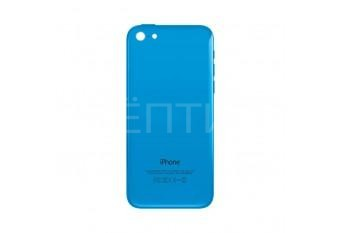 Задняя панель (корпус) для Apple iPhone 5C синий