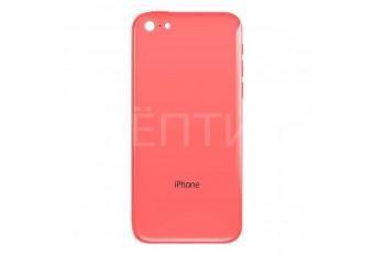 Задняя панель (корпус) для Apple iPhone 5C розовый