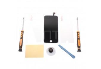 Набор для замены дисплея в iPhone 6 черный c инструментом