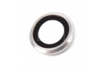 Линза главной камеры, стекло для iPhone 6 / 6S Silver