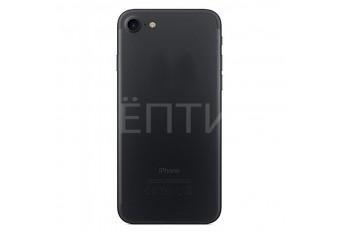Корпус для iPhone 7 черный матовый