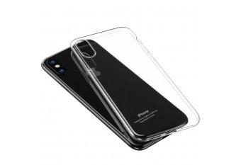 Чехол для iPhone X пылезащитный прозрачный