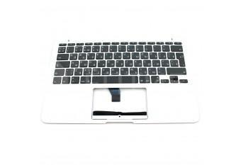 """Топкейс с клавиатурой Macbook Air 11"""" A1370 Late 2010 большой Enter"""
