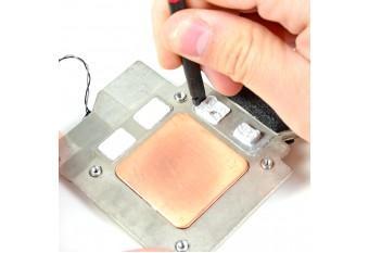 Замена термопасты и чистка iMac 2008 - 2011