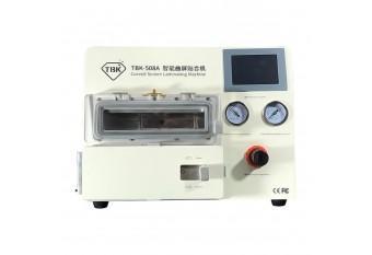 Автоклав для больших или изогнутых дисплеев TBK-508A с вакуумным прессом
