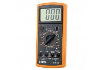 Профессиональный цифровой мультиметр Excel DT-9205A для ремонта Apple