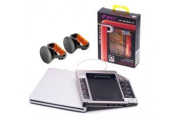 Комплект Optibay + корпус для Superdrive + отвертки + присоски для iMac