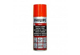 Спрей-очиститель Philips 390CCS 200 мл для очистки эклектроники, контактов, микросхем