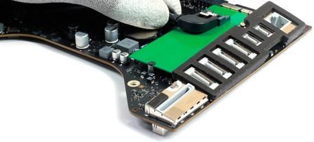 "Установка SSD в тонкий iMac 21.5"""