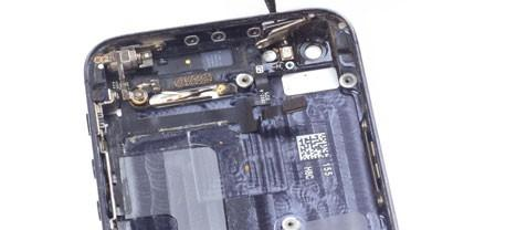 Замена шлейфа кнопок громкости iPhone 5