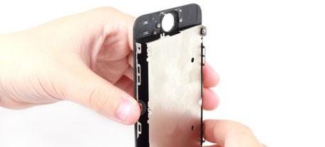 Замена дисплея в iPhone 4S