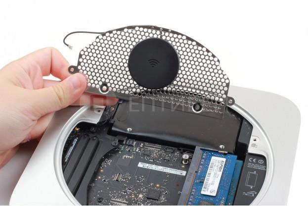 11 - Шаг 11 - Снятие модуля Wi-Fi