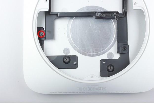 23 - Шаг 23 - Лоток для жестких дисков