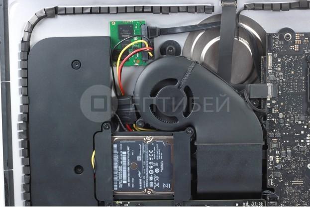 43 - Шаг 43 - Подключение SSD