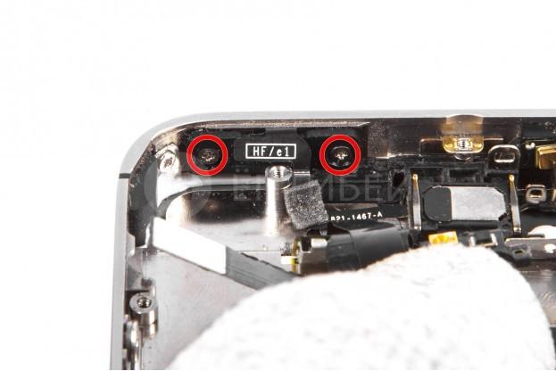 замена кнопку power iphone 4