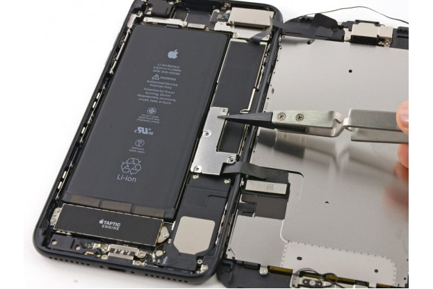 12 - Шаг 12 - Отключение батареи