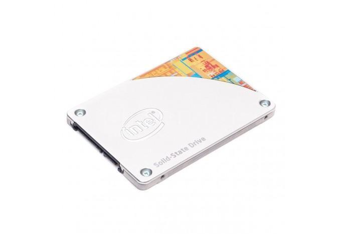 """SSD диск 2.5"""" 128GB Intel для iMac, MacBook Pro, Mac Mini"""