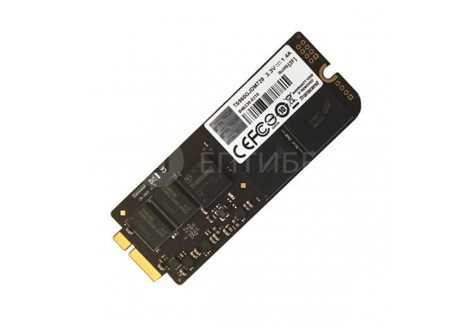 "SSD диск 960 Gb Transcend JetDrive для MacBook Pro Retina 13"" Late 2012, Early 2013"