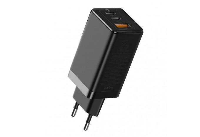 Адаптер питания сетевой 65W Baseus GaN2 Pro Quick Charger CCGAN2P-B01