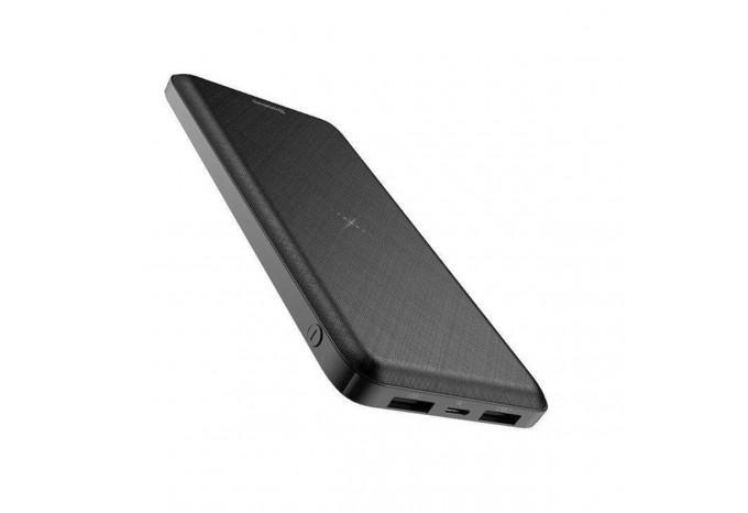 PowerBank с беспроводной зарядкой Baseus M36 Wireless 10000mAh черный PPALL-M3601