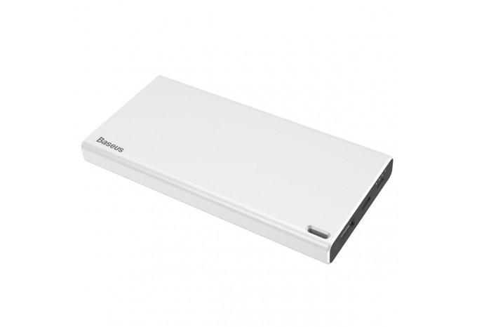 Портативный аккумулятор Baseus Choc Powerbank 10000 mAh PPALL-QK21 белый
