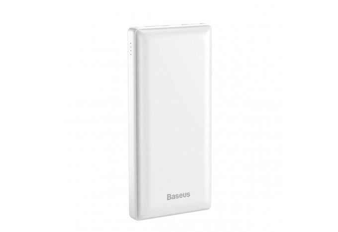 Внешний аккумулятор 30000 mAh Baseus Mini JA Power Bank белый PPJAN-C02