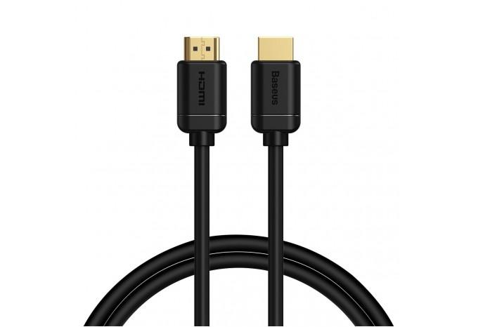 HDMI 2.0 Кабель Baseus High Definition Series для Mac 4K 60Hz 1м CAKGQ-AO1