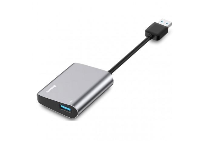 USB 3.0 Hub Baseus UC26-A на 3 порта