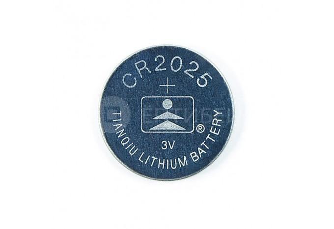 Литиевая батарейка CR2025 3V для электронной техники