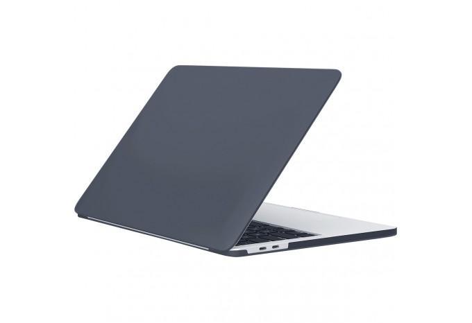 """Чехол / обложка / накладка для MacBook 16"""" 2019 A2141 HardShell тёмный матовый"""